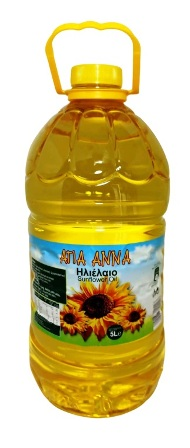 Agia Anna Sunflower Oil 5L