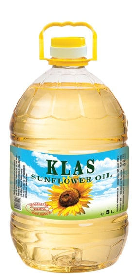 Klas Sunflower Oil 5L