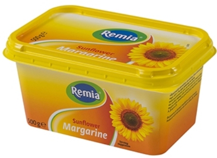 Remia Μαργαρίνη Sunflower 500gr