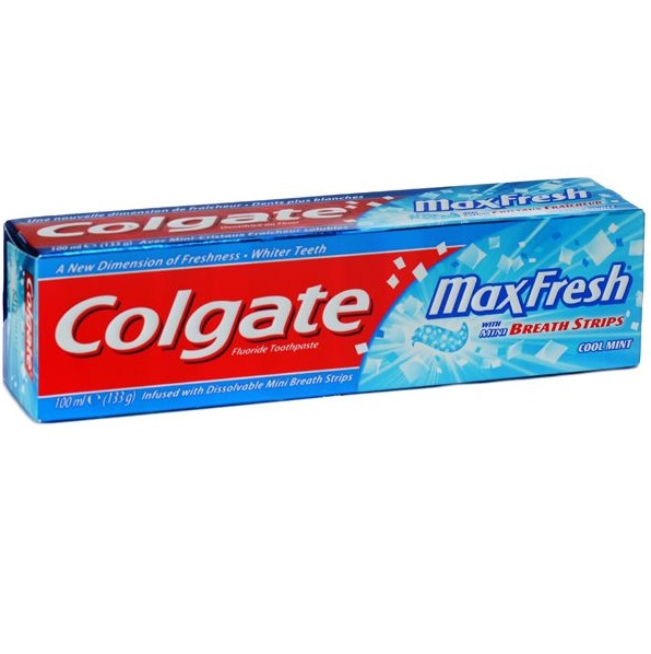 Colgate Max Fresh Cool Mint 100ml